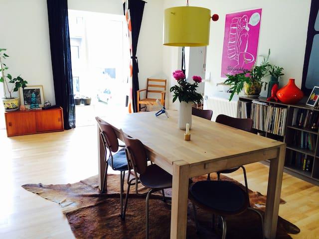 'SkibhusQuarter' Modern Appartment - [Vegan Food] - Odense - Departamento