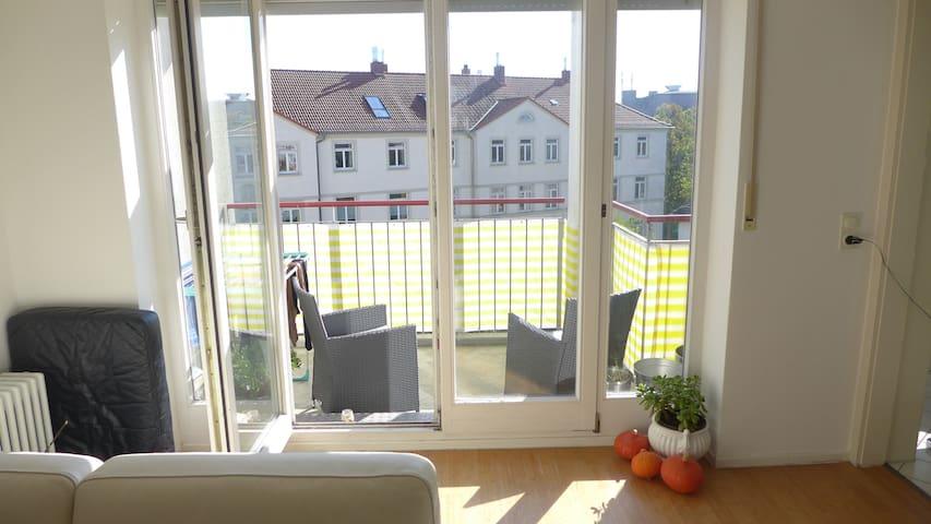 Moderne Stadtwohnung - Mainz - Leilighet
