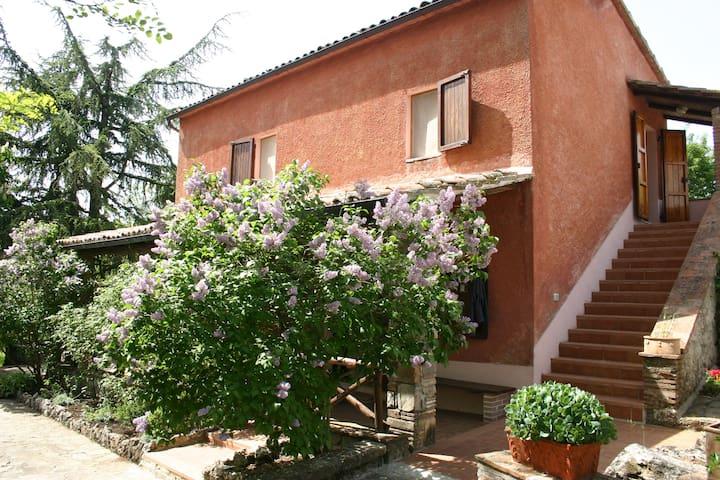 La Casa dei Ciclamini - Frattuccia - Huis