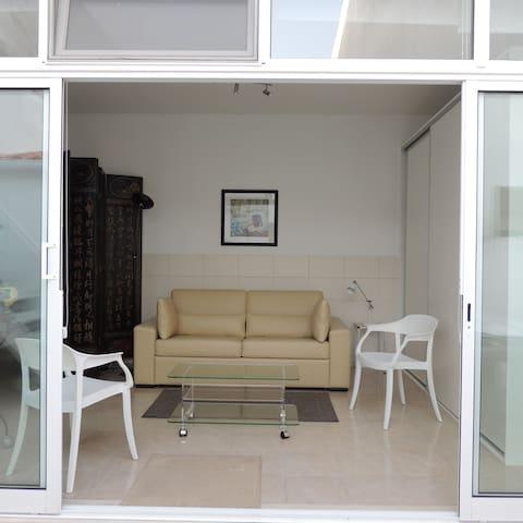 Maison individuelle avec patio - Cartaxo
