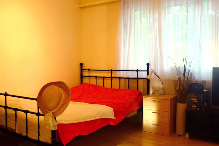 PRIVATE APARTMENT, modern, clean & well-equipped - Zürich - Appartement