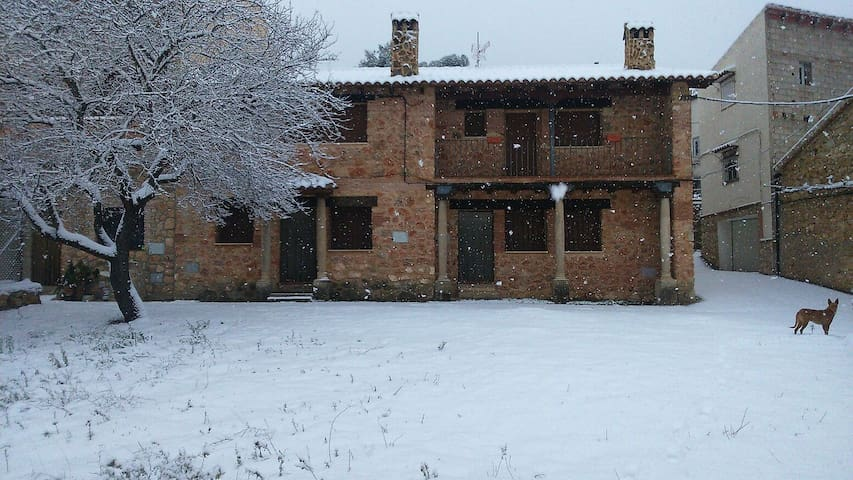 Casa Rural en Moropeche (Yeste). - Moropeche - Huis