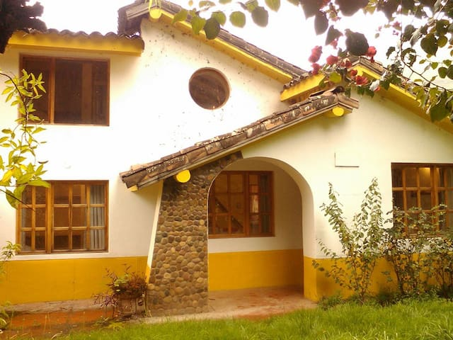 La Casita de Calca - Cusco - Casa