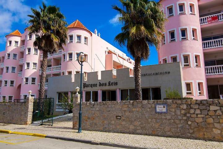 Monte Gordo (Algarve-Portugal) appartment, beach - Monte Gordo - Appartement
