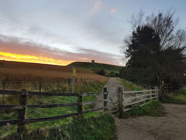 Welcoming home in rural England - Horwich - 獨棟