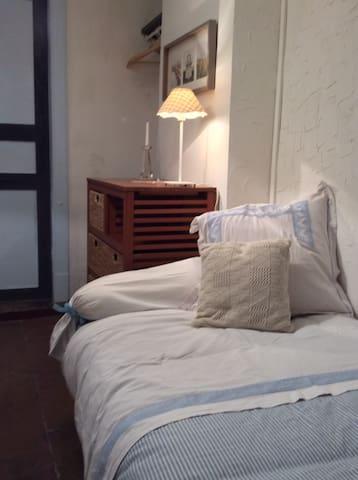 chambre bleue  Moissac centre-Ville - Moissac - Casa