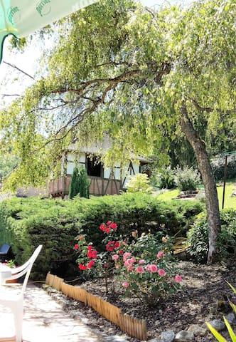 Chambre privée dans maison lorraine - Charmes-la-Côte - Rumah