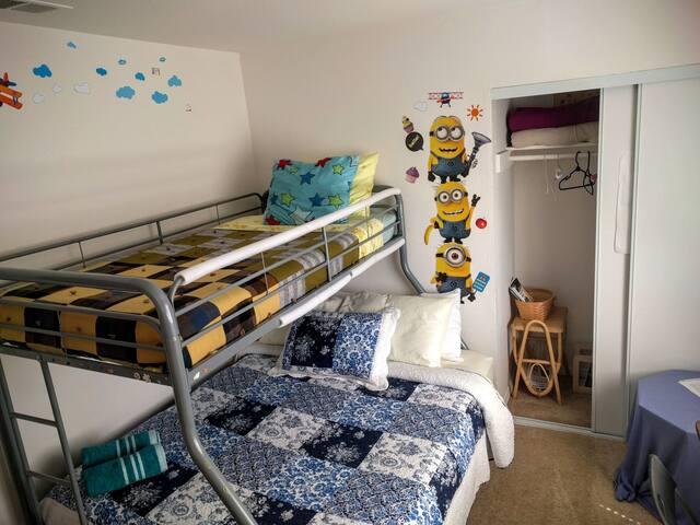 Private Qn Bed,Bath,Wine Country Sleep 3.5 - Lompoc - Oda + Kahvaltı