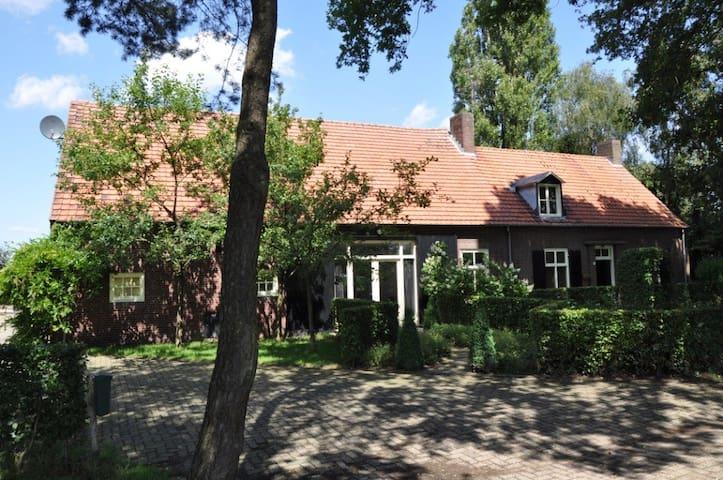 Comfortabel huisje bij landgoed/bos - Oost-, West- en Middelbeers - Ev