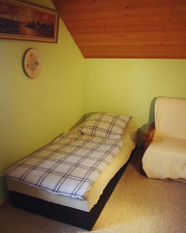 Cozy stay close to the Ammersee - Grafrath - Talo