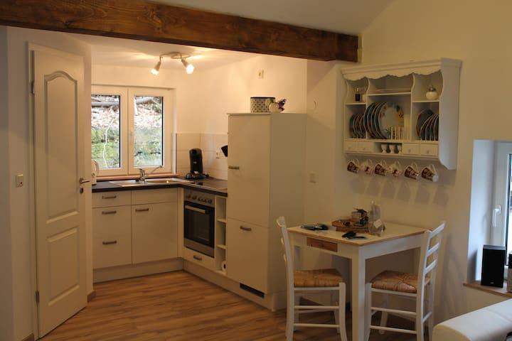 Liebevoll eingerichtete Wohnung in ruhiger Lage - Trier - Leilighet