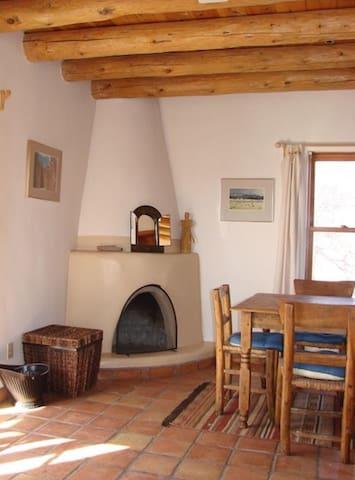 Nambe Casita - Santa Fe - Huis