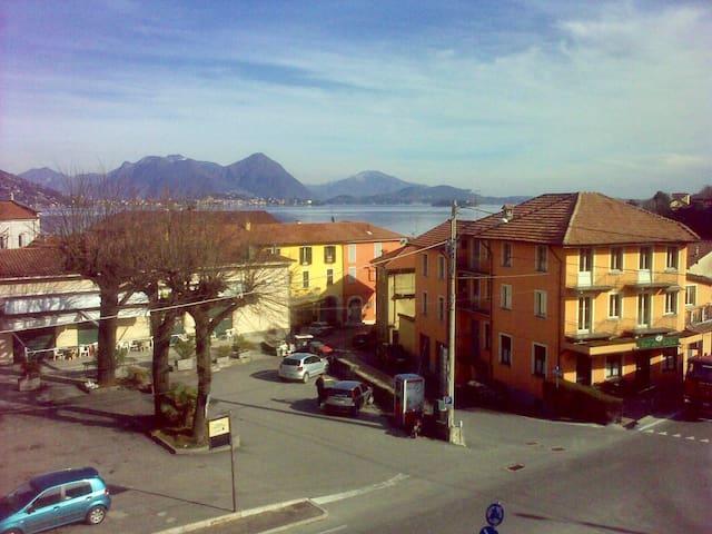 Appartamento sul Lago Maggiore - Feriolo - Apartamento