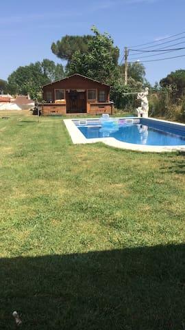 House with pool and car @ PGA Golf - Caldes de Malavella