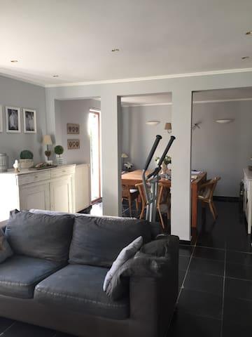 villa au calme à 35min de Bruxelles - Fontaine-l'Évêque