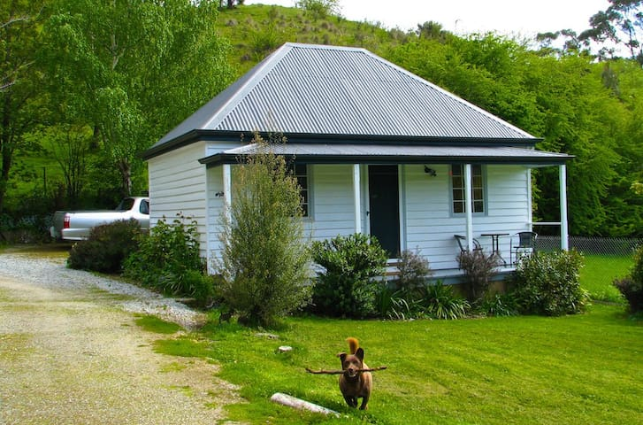 Platypus Cottage and Farm Stay - Ellendale