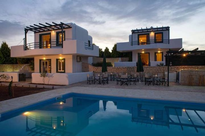Cavo Plako villas modern studio with shared pool C - Palekastro - Byt