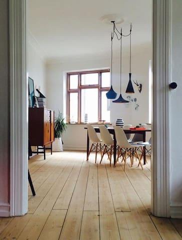 Påske i Horsens - Horsens - Apartamento