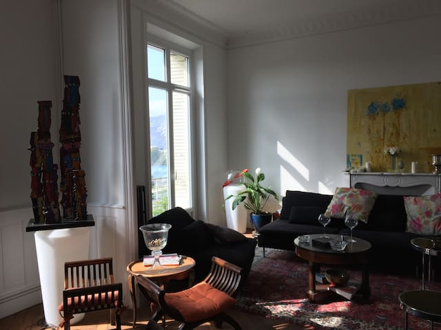 Valence hyper centre, Chambre spacieuse - Valence - Appartement