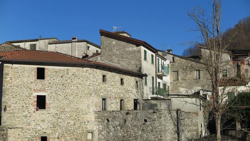 Borgo Medievale Gragnola - Toscany - Gragnola - Huis
