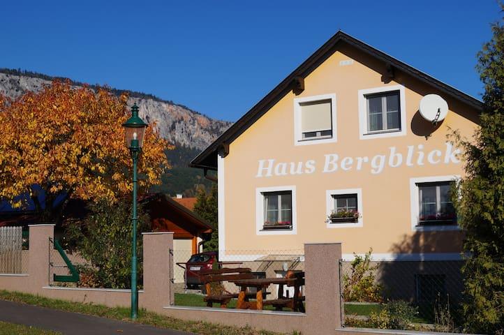 Haus Bergblick (Punkt) net - AHORNZIMMER - Maiersdorf