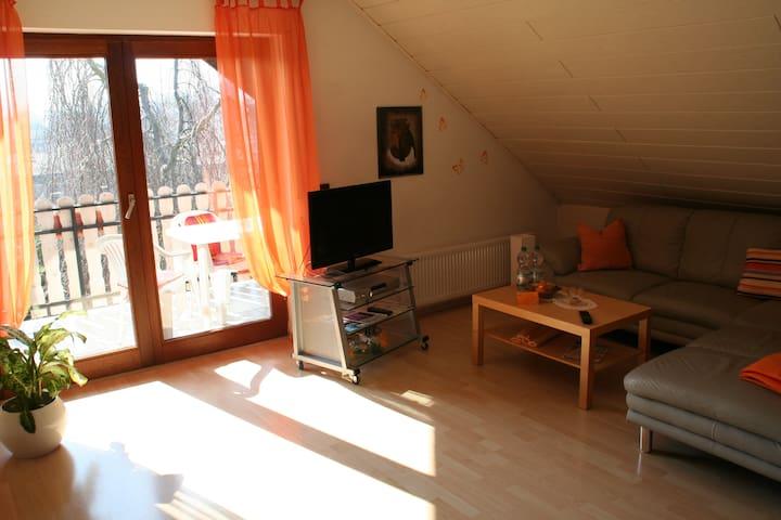 Rosi`s Ferienwohnung - Plaidt - Apartamento