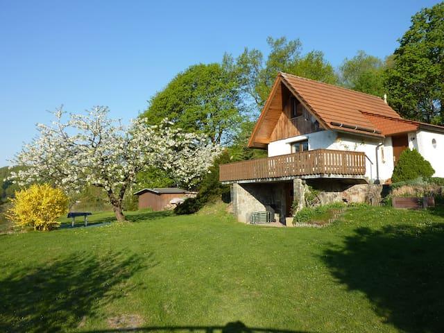 Urlaub mitten im Thüringer Wald - Zella-Mehlis - Rumah
