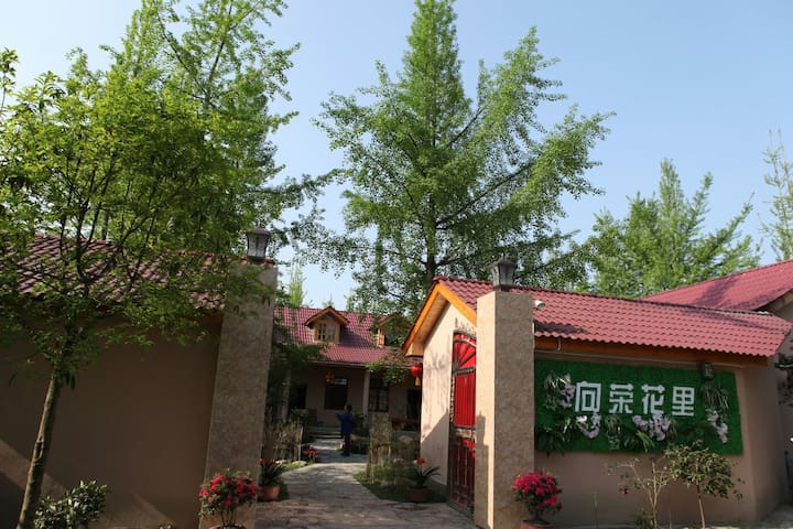向荣花里 - Chengdu - Oda + Kahvaltı