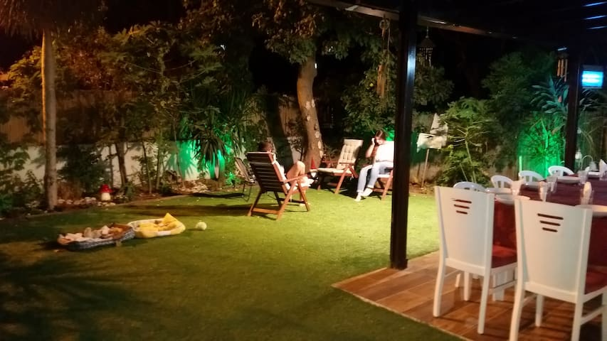 Home with a garden - Kiryat Ono
