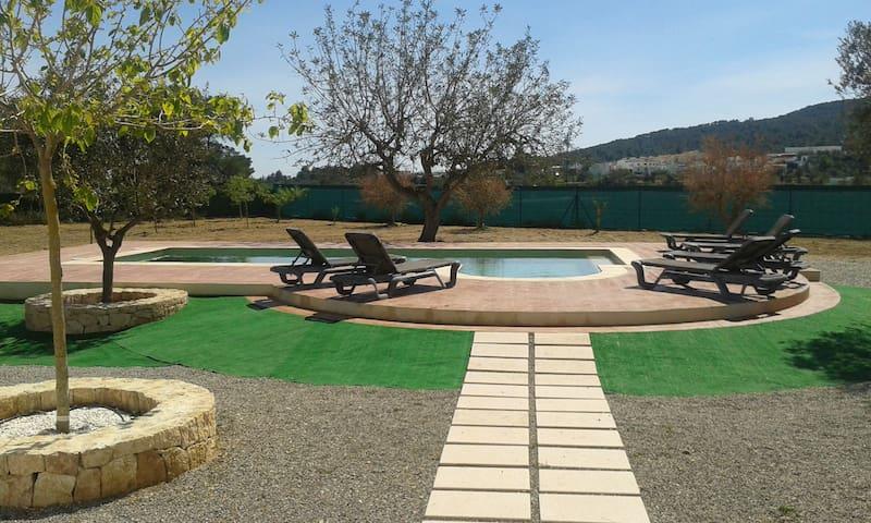 Villa Relax Sa Barda - Sant Rafel - Hus