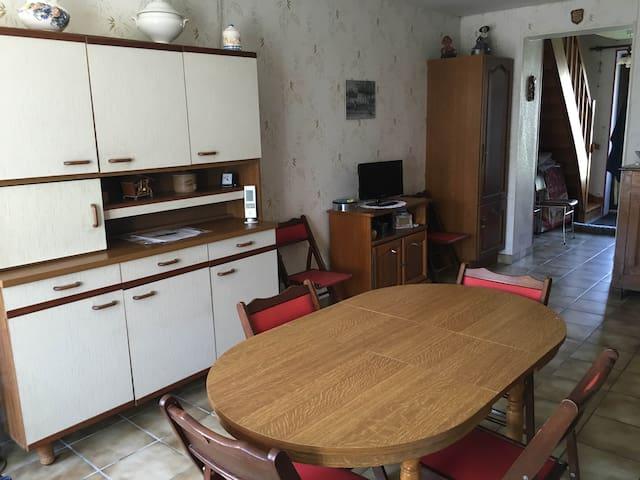 Maison de village - Autruy-sur-Juine - Ev