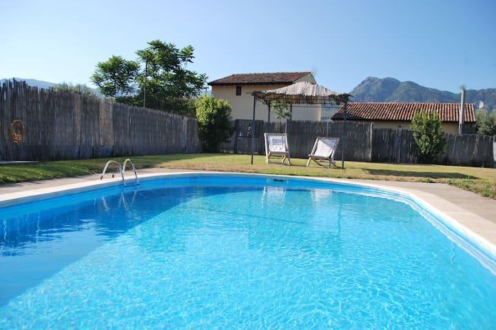 Unique Holiday rental villas. Great location. - Castiglione di Sicilia - Villa