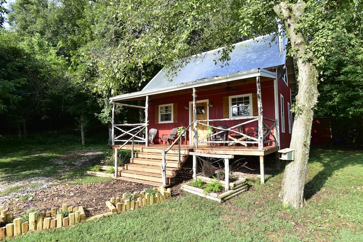Family Friendly Tiny Home - Fayetteville - Rumah