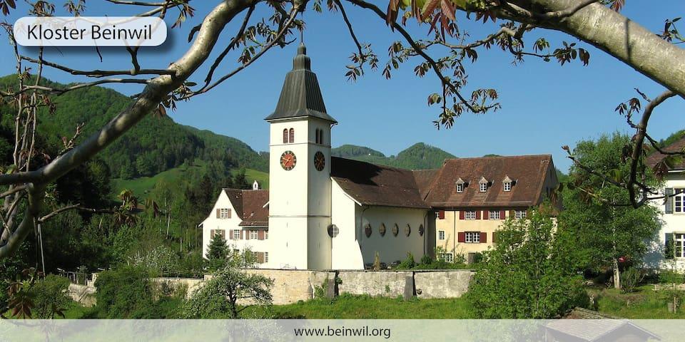 Kloster - Monastery - Monastaire (CH-Basel Regio) - Beinwil - Huis