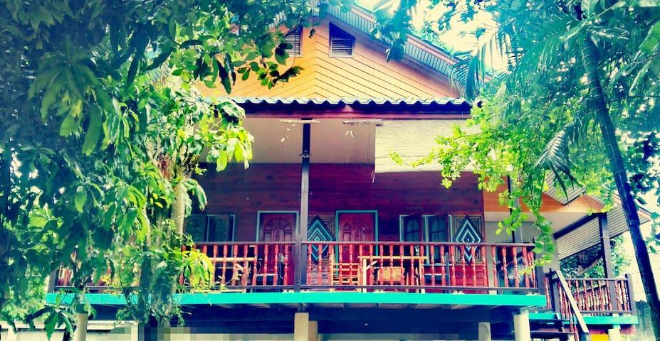 Beautiful Villa in Ko Phangan 30m from The Beach - Ko Pha-ngan - Villa