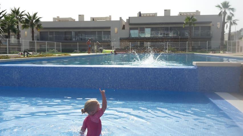 Vistabella Golf appart.  piscine - Orihuela - Leilighet