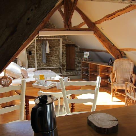 Chambre d'hôtes en Suisse Normande - Rabodanges