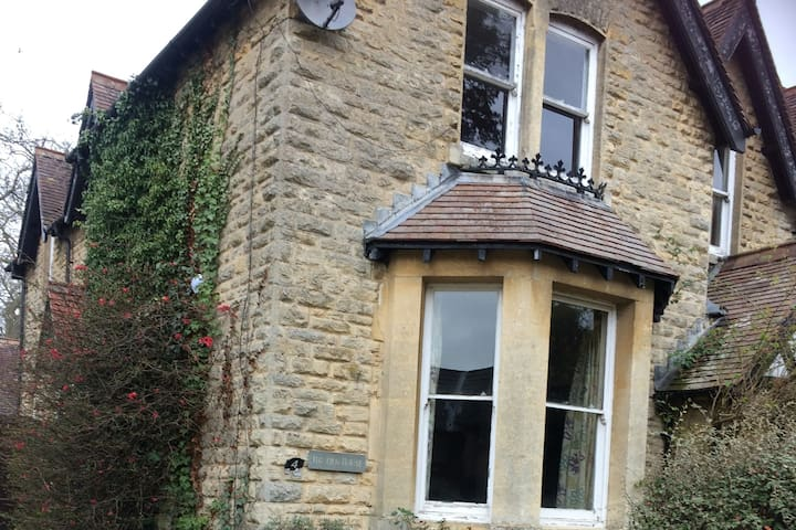 Large Cotswold Stone house in pretty village - Bladon - Dom