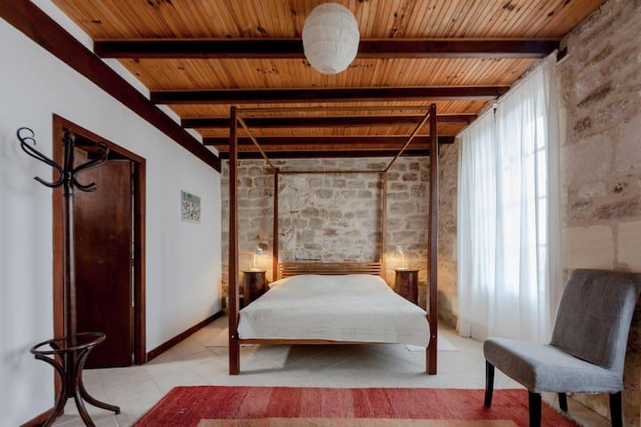Le Vieux Couvent - Gensac - Wohnung