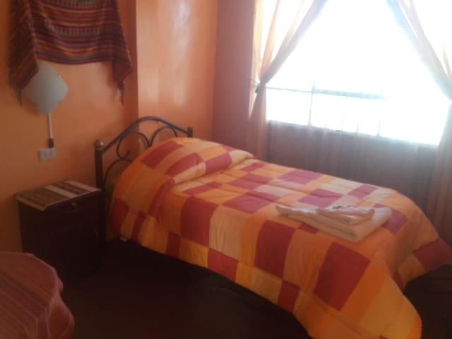 HABITACION ECONOMICA - Uyuni - Bed & Breakfast