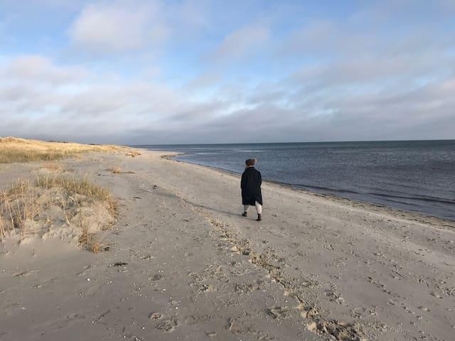 Hygge og afslapning i højsædet / Nordjylland. - Hals - Blockhütte