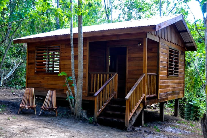 Jungle Hut Belize - San Ignacio - Choza
