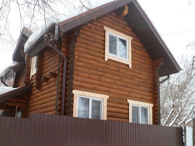 Уютный дом в центре Ижевска - Izhevsk - Rumah