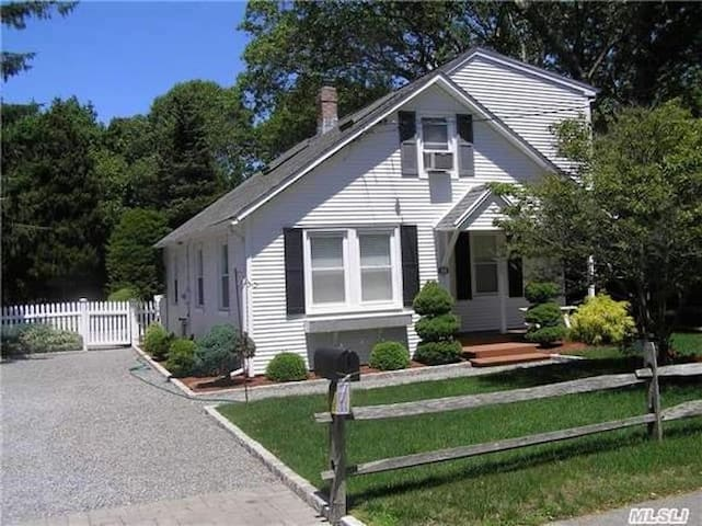 Bright and airy house on quiet lane. - Westhampton Beach