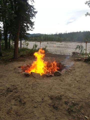 Inexpensive way to enjoy Denali - Healy - Bobil