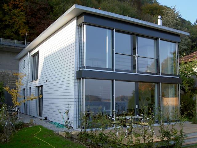 Wohnen am See in der Nähe von Biel - Twann-Tüscherz - 獨棟