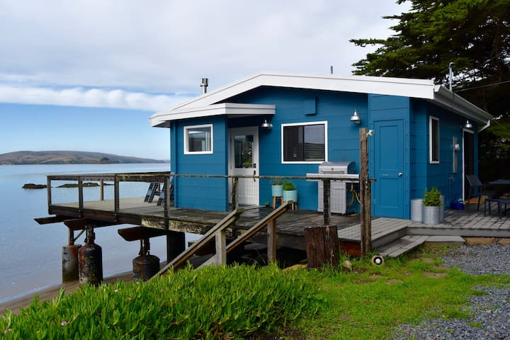 Driftwood Cottage - Sleep Over the Water - Marshall - Rumah