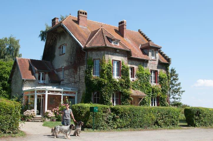 Rouge Maison Farm - Vailly-sur-Aisne - Huis