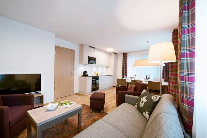 2½ -room apartment, up to 4 people - Breil/Brigels