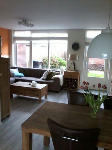 Nette woning dichtbij Rotterdam - Poortugaal - Casa